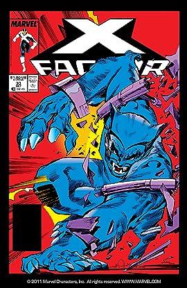 X-Factor (1986-1998) #33