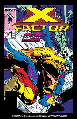 X-Factor (1986-1998) #34