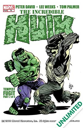 Incredible Hulk (1999-2007) #78