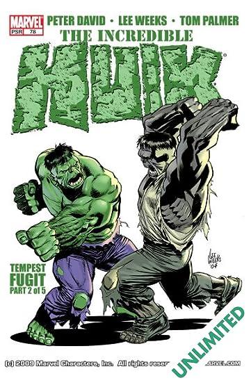 Incredible Hulk (1999-2007) #78