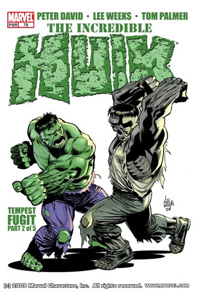 Incredible Hulk (1999-2008) #78