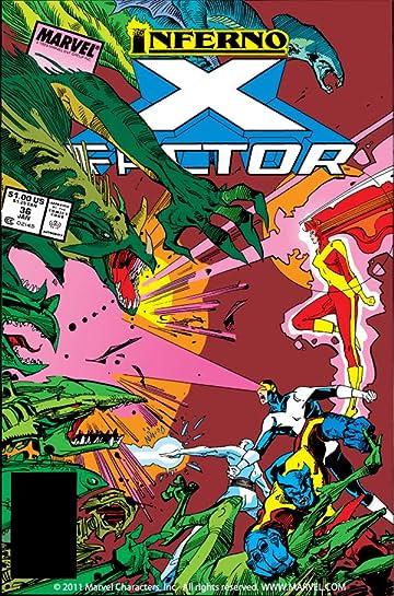 X-Factor (1986-1998) #36