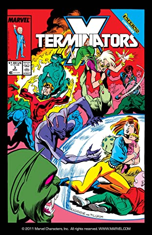 X-Terminators #3