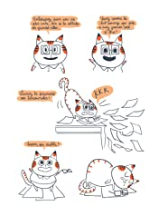 Michel, un chat sauvage