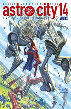 Astro City (2013-) #14