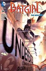 Batgirl (2011-) #34