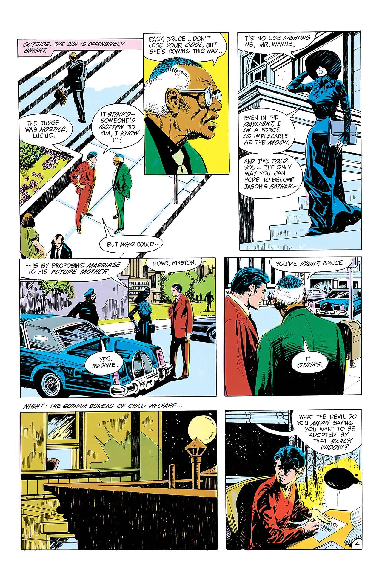 Batman (1940-2011) #377