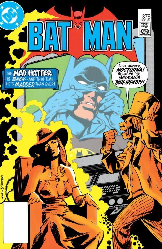 Batman (1940-2011) #378