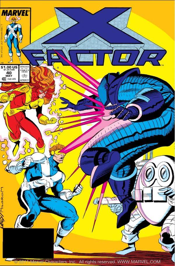 X-Factor (1986-1998) #40
