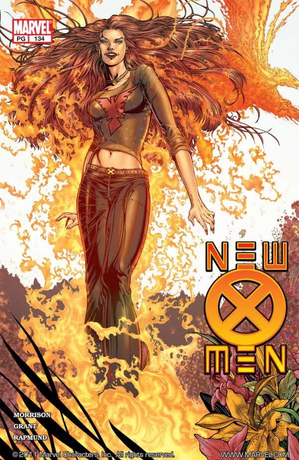 New X-Men (2001-2004) #134