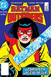 Batman and the Outsiders (1983-1987) #11