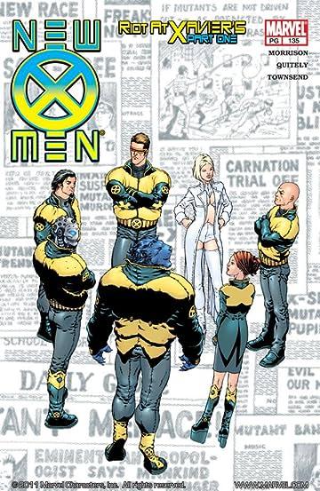 New X-Men (2001-2004) #135