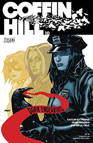 Coffin Hill (2013-) #10