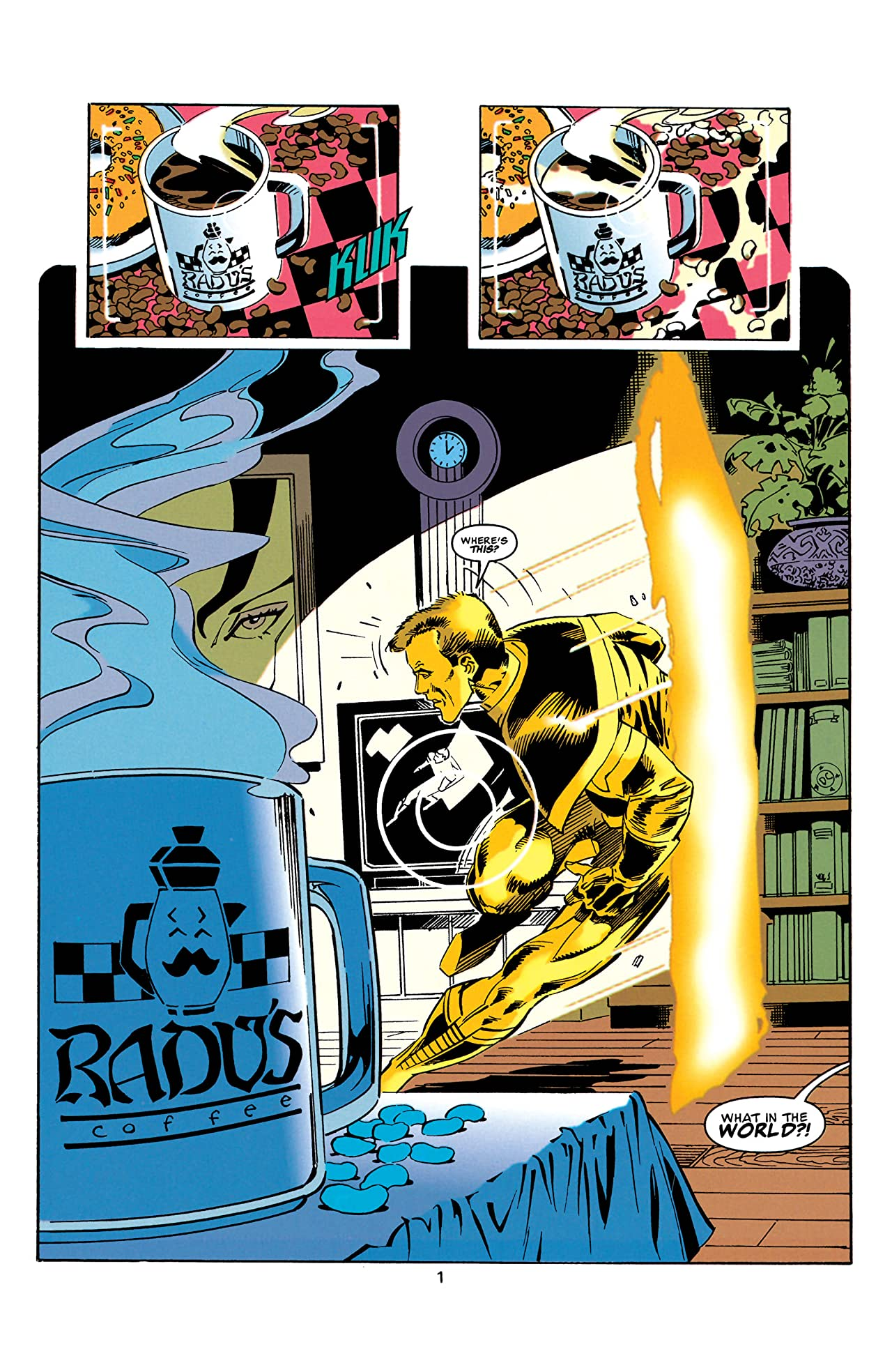 Green Lantern (1990-2004) #87