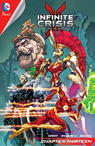 Infinite Crisis: Fight for the Multiverse (2014-) #13