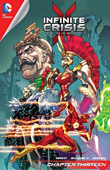 Infinite Crisis: Fight for the Multiverse (2014-2015) #13