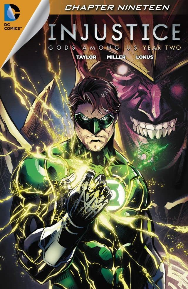 Injustice: Gods Among Us: Year Two (2014-) #19