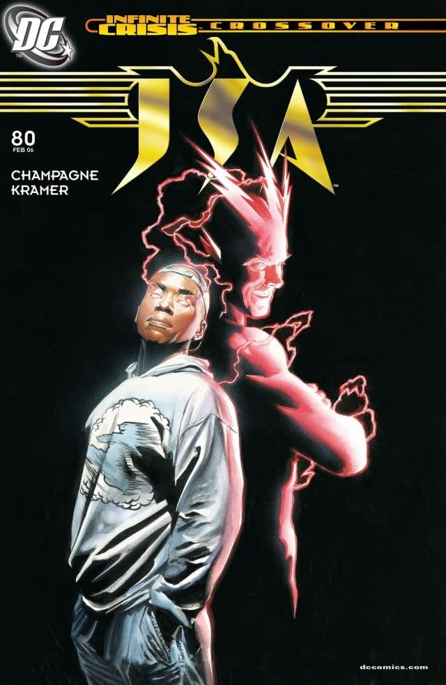 JSA (1999-2006) #80