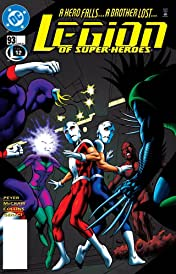 Legion of Super-Heroes (1989-2000) #93