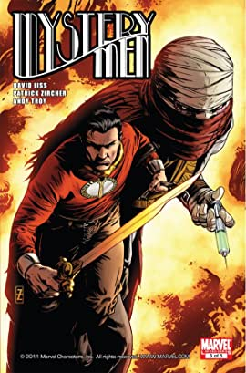 Mystery Men (2011) #3 (of 5)