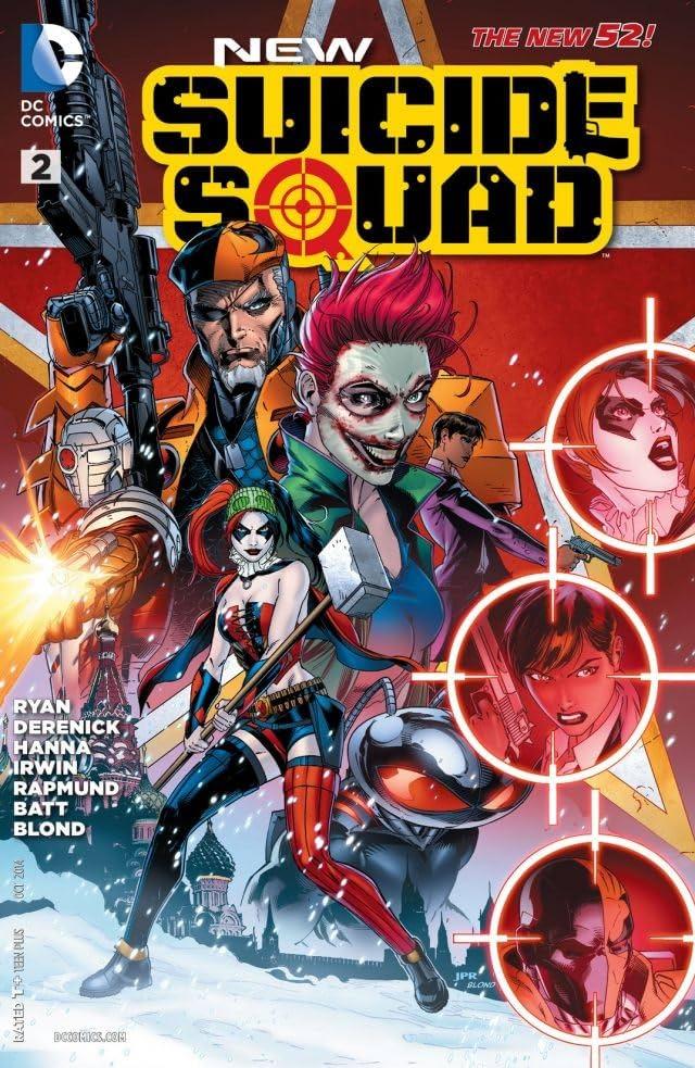 New Suicide Squad (2014-2016) #2