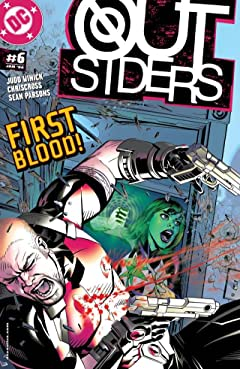 Outsiders (2003-2007) #6
