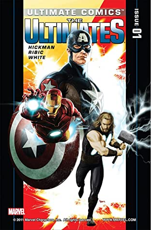 Ultimate Comics Ultimates No.1