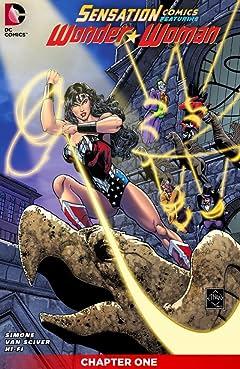 Sensation Comics Featuring Wonder Woman (2014-2015) No.1