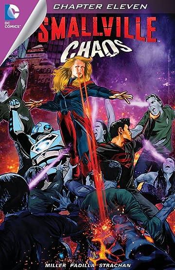Smallville: Chaos #11