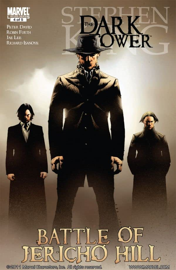 Dark Tower: The Battle of Jericho Hill #4 (of 5)