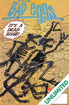 The Bad Eggs (1996) #4