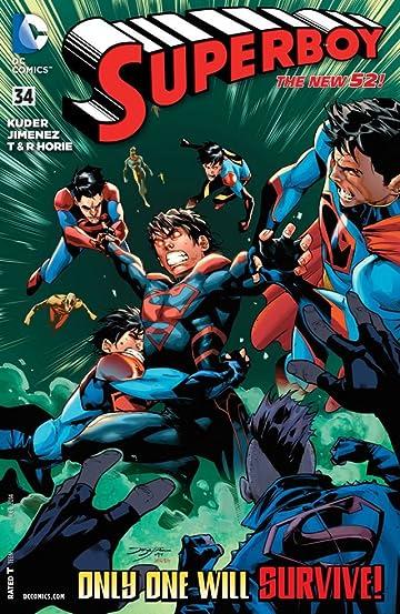 Superboy (2011-2014) #34