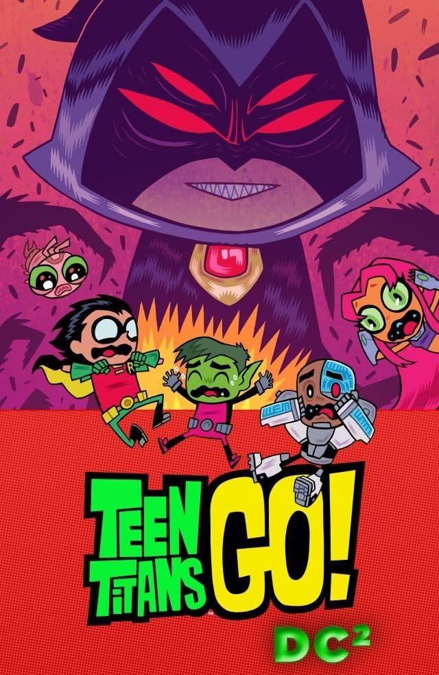 Teen Titans Go! (2013-) #10