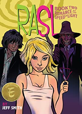 RASL Vol. 2: Romance at the Speed of Light
