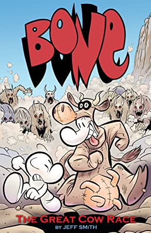 Bone Tome 2: The Great Cow Race