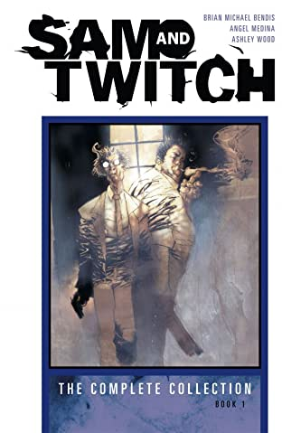 Sam & Twitch Complete Collection Vol. 1