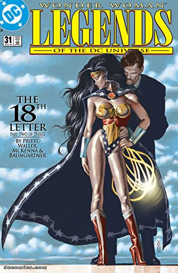 Legends of the DC Universe #31