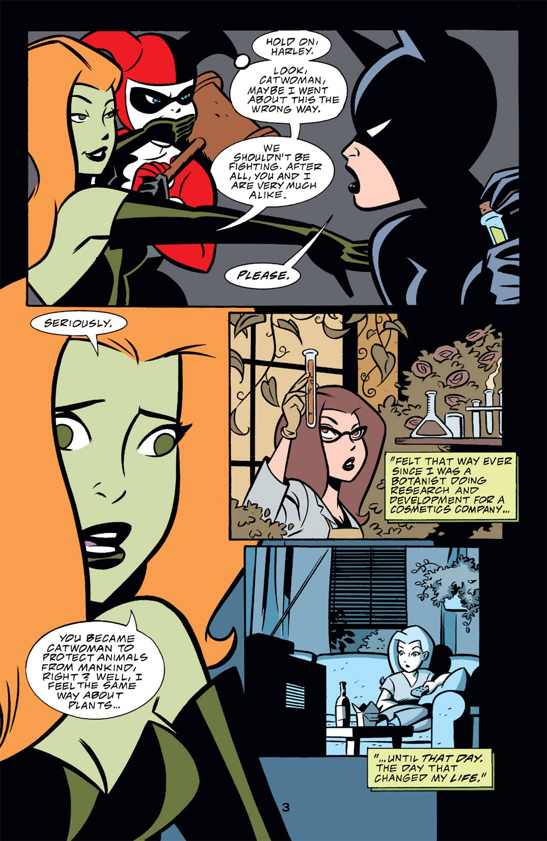 Gotham Girls #2 (of 5)