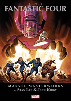 Fantastic Four Masterworks Vol. 5
