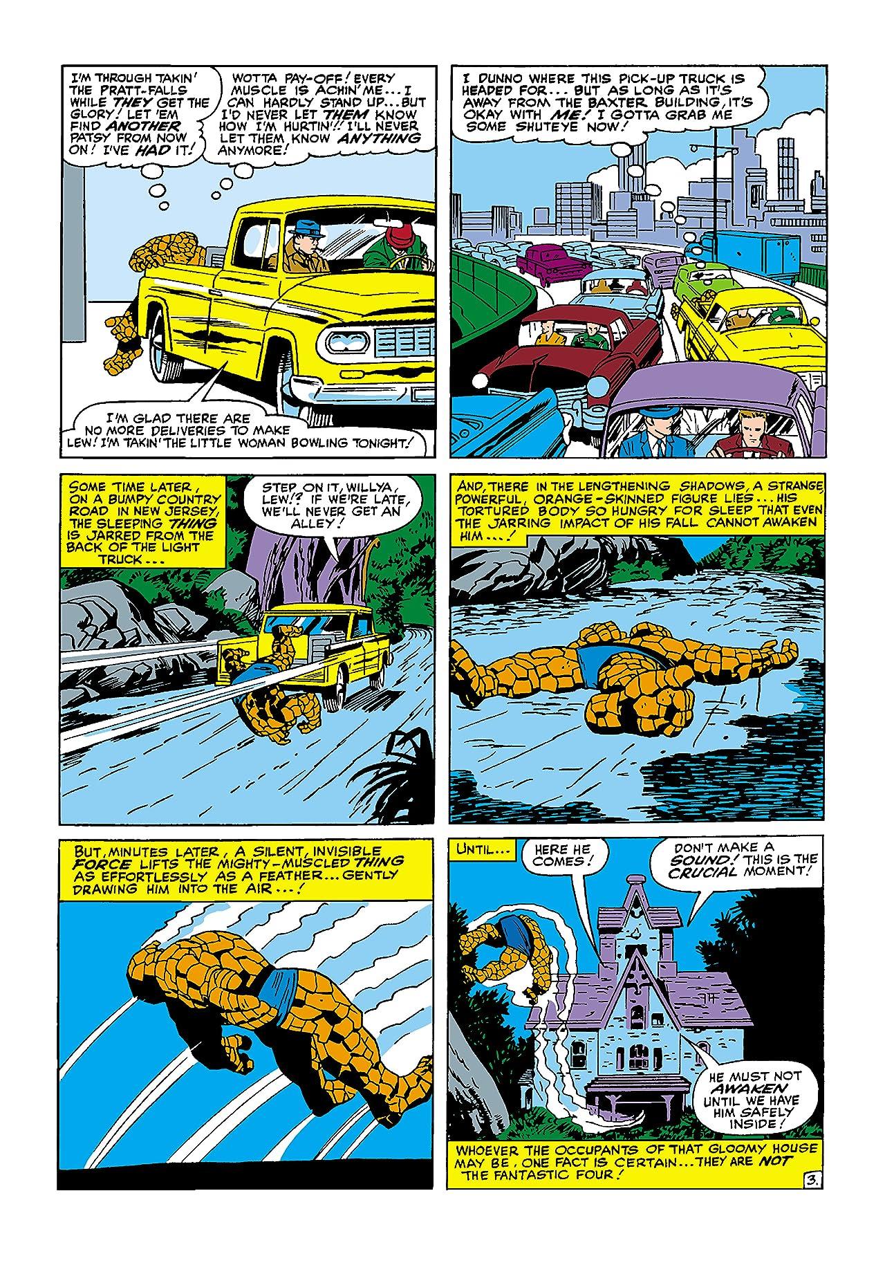 Fantastic Four Masterworks Vol. 5