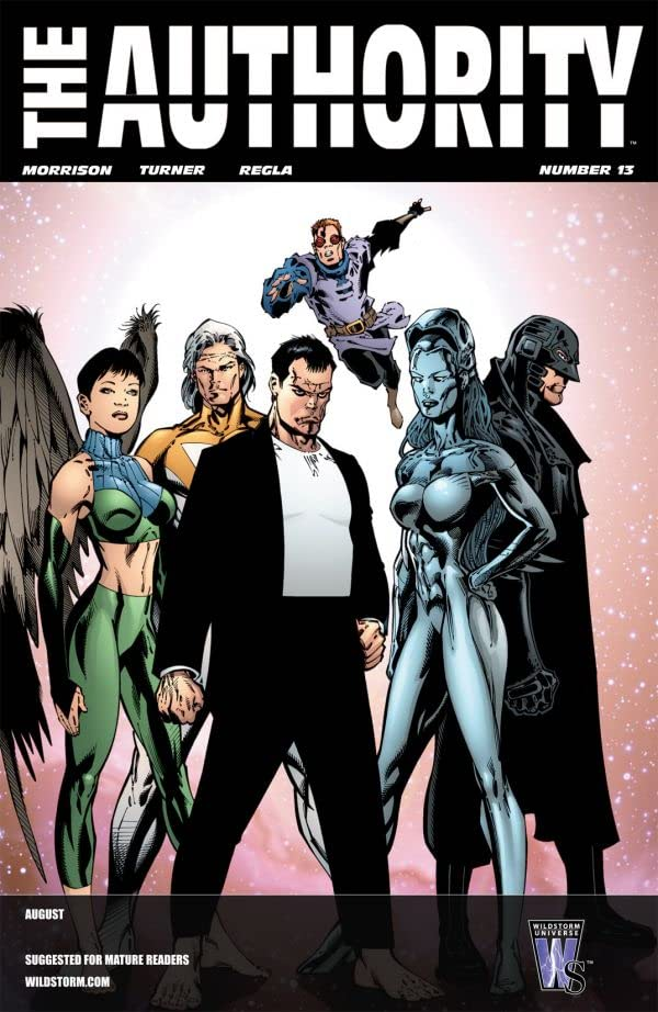 The Authority (2003-2004) #13