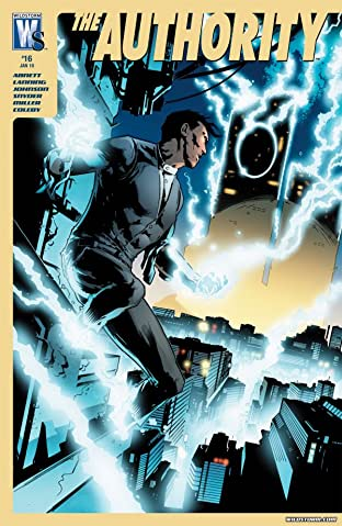 The Authority (2008-2010) #16