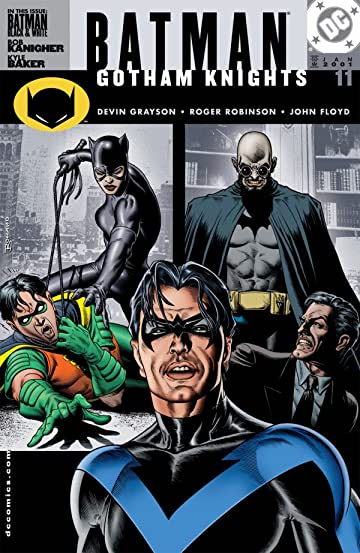 Batman: Gotham Knights #11