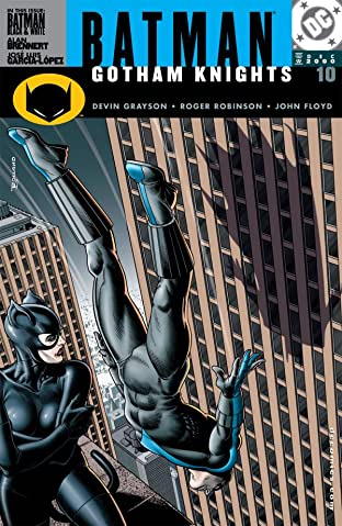 Batman: Gotham Knights #10