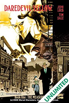 Daredevil: Yellow #1