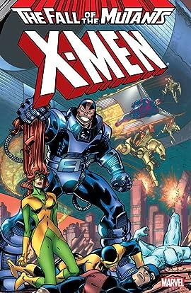 X-Men: Fall of the Mutants Vol. 2