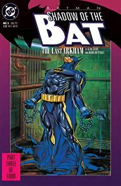 Batman: Shadow of the Bat No.3