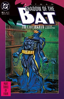 Batman: Shadow of the Bat #3