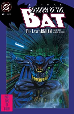 Batman: Shadow of the Bat No.2