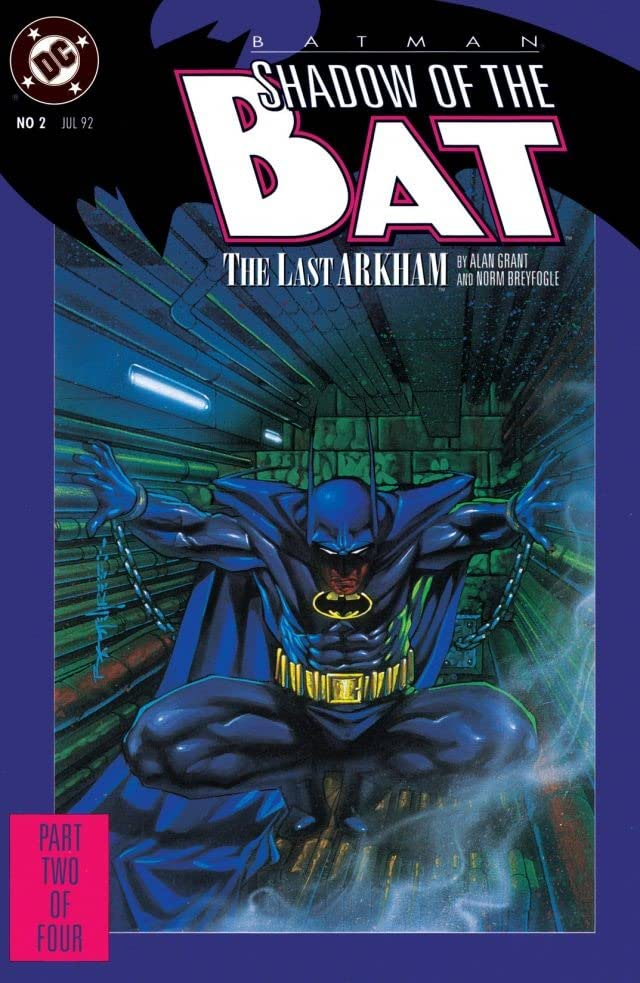 Batman: Shadow of the Bat #2
